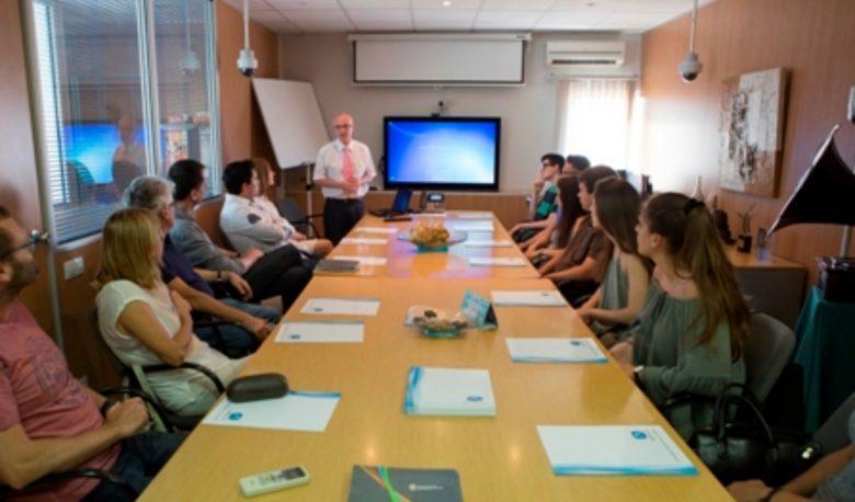 L'excel·lència educativa aquest any visita l'empresa molinenca ADTEL, model d'èxit empresarial