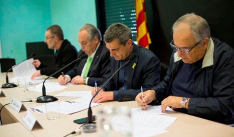 Aliança entre l'Ajuntament i les associacions empresarials per reduir l'atur i dinamitzar l'economia local