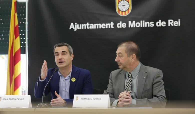 L'Ajuntament i la UPC signen un acord de col·laboració