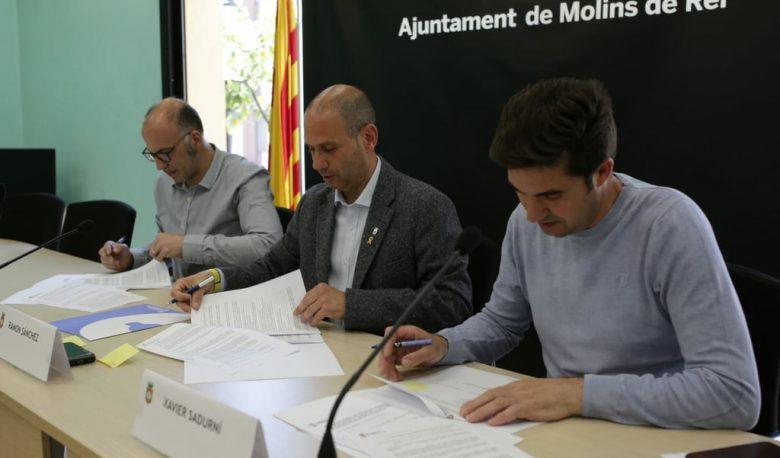 L'Ajuntament renova els ajuts a les entitats de comerç de la vila