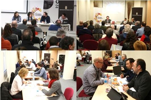 Economia cooperativa i economia 4.0 a les activitats per a empresaris de la Fira de la Candelera