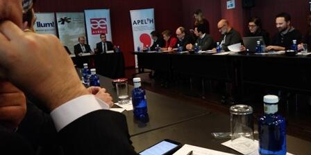 Forum Empresarial del LLobregat. Desdejuni amb Joan Ramon Casals i Mata, Alcalde de Molins de Rei