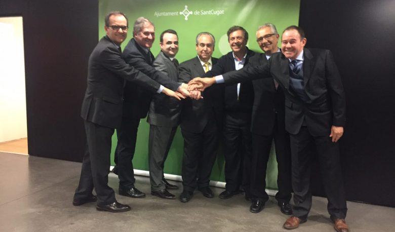 L'empresa molinenca Guilera signa un acord estratègic per a la reindustrialització de la planta de Delphi